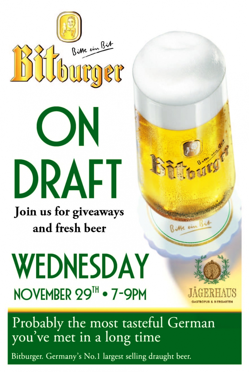 Bitburger Night | Union Beer Distributors